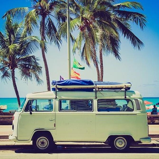Prepara tu coche para viajar