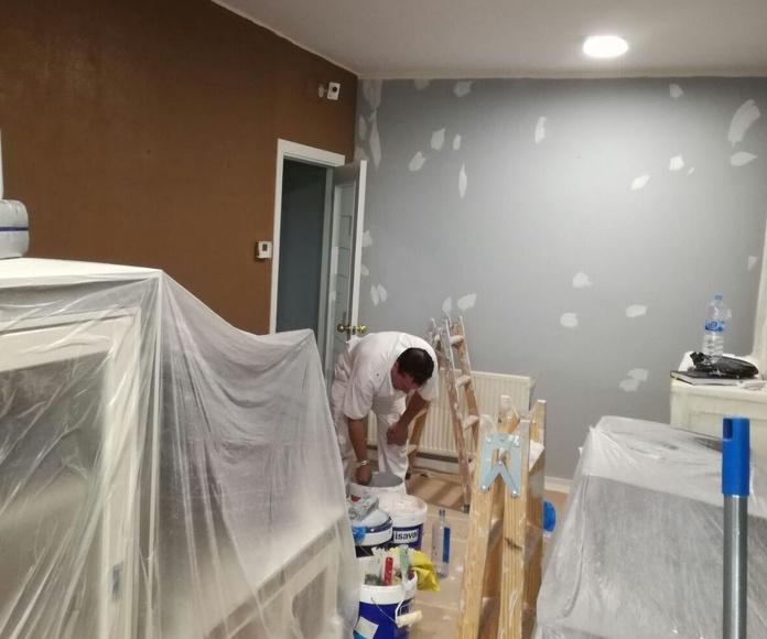 Pintura Integral vivienda Gavà