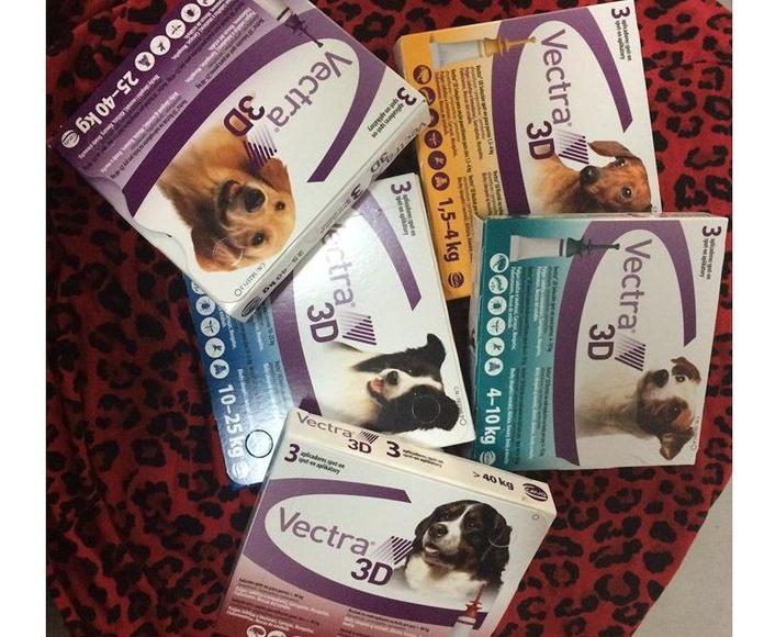 Antiparasitarios: Productos de Centro Veterinario Mazarredo