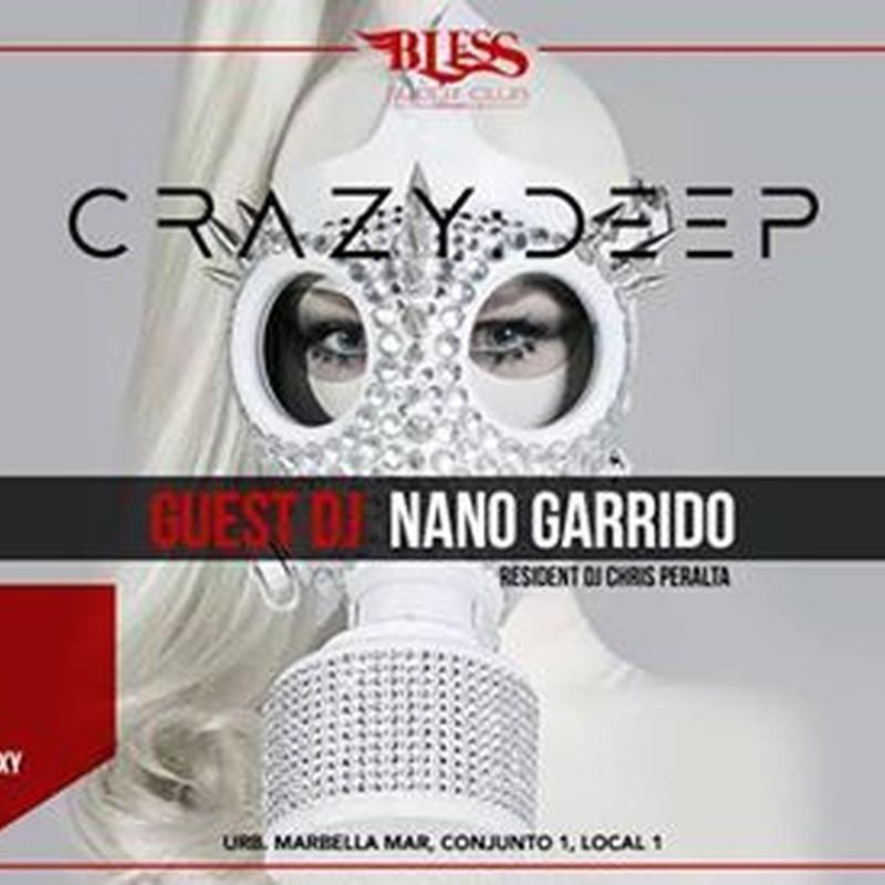 Crazy Deep - Saturday 19th: Catálogo de Bless Marbella