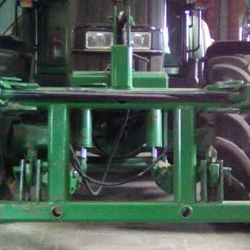 Transportador de bolas de silo y heno / Con patente pendiente