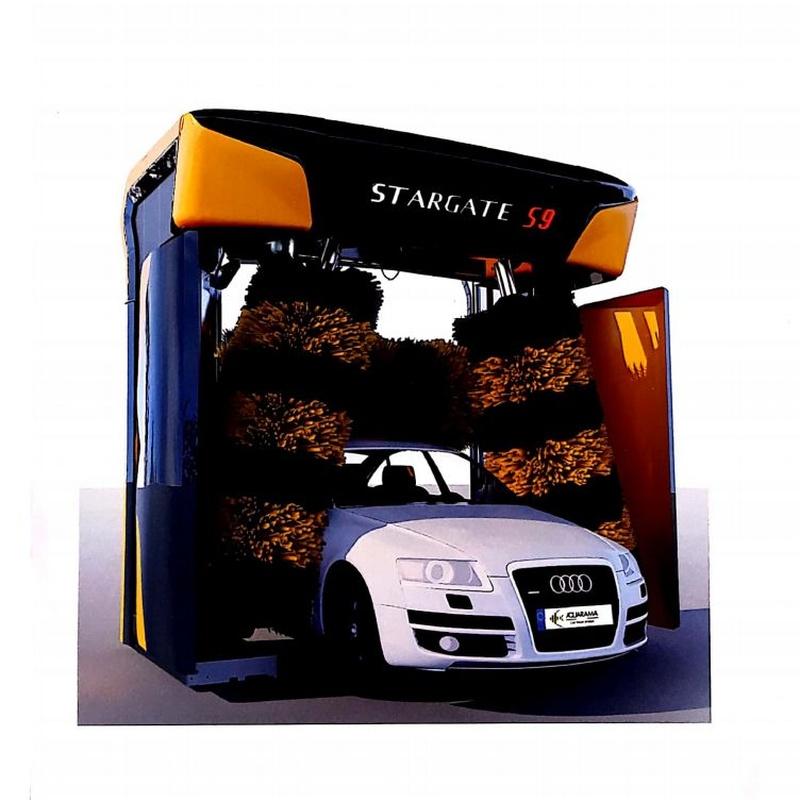 Nueva Máquina S9: Productos de Sojigar