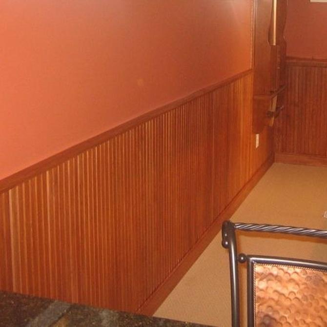 Ventajas de utilizar frisos de madera
