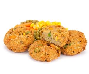 hamburguesas picantes veganas 80g