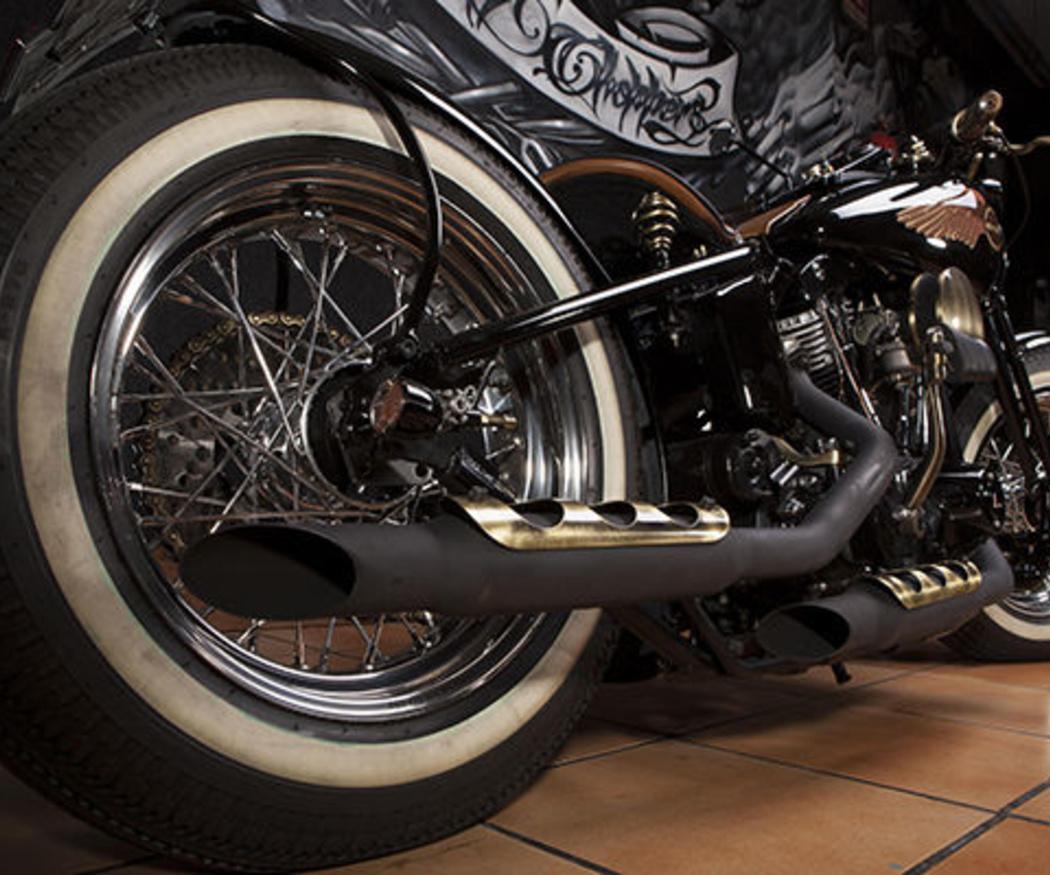 Más de 20.000 Harleys se reunieron en Barcelona