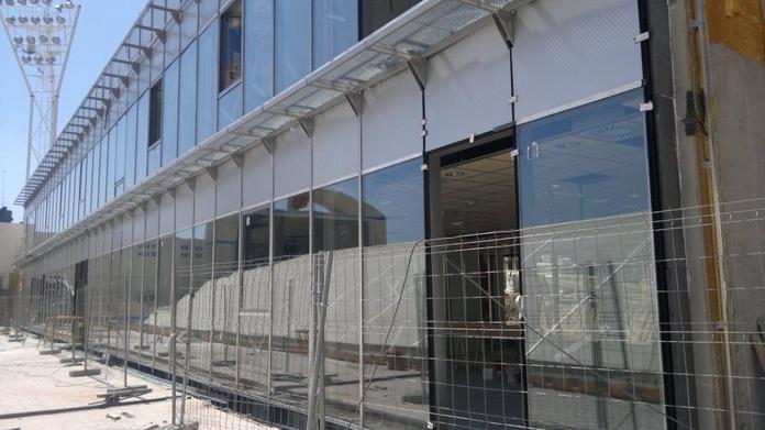 Vidrio abotonado: Productos de Cerrajería Nogales