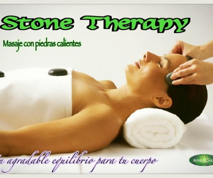 Stone Therapy (Hot Stones Massage): Terapias de Anam Cara