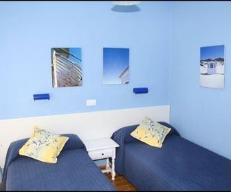 Habitaciones con vistas al mar: Servicios de La Gaviota