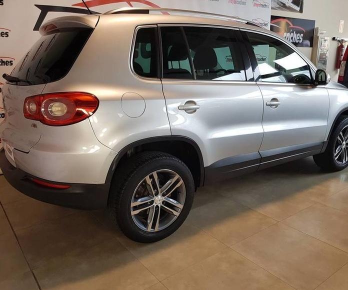 VW TIGUAN 1.4T 150CV GASOLINA: Coches de ocasión  de VAYA COCHES SL