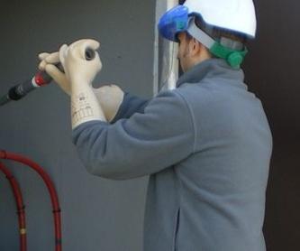 Informes termográficos: Servicios de Verificaciones y Mantenimientos Montserrat, S. L.