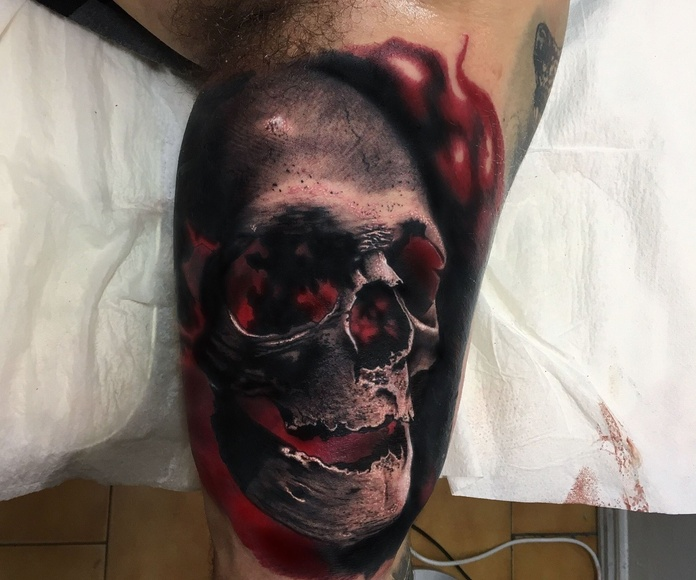 Dark Tattoo: Tatuajes de Inksane BCN Tattoo en Barcelona