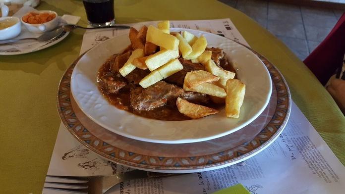 Carne de Cabra: Nuestros productos de Restaurante Meson Del Norte