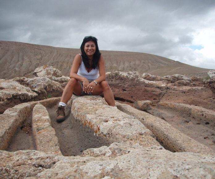 Yacimientos arqueológicos: Servicios de Turismo en Canarias