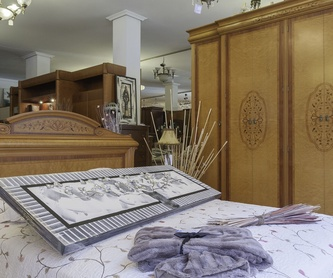 Salones: Productos de Muebles Barrientos
