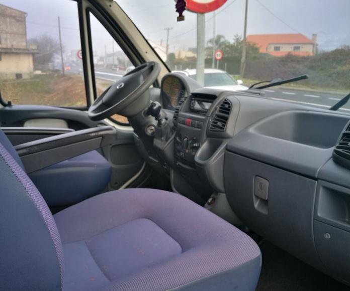Autocaravana McLouis Perfilada: Servicios de Isvacars Talleres