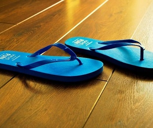 Las chancletas y sus peligros para nuestros pies