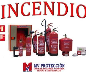 Material contra incendios