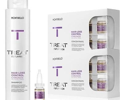 Promoción tratamiento anticaida 2x1