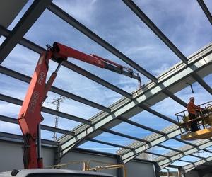 Montamos e instalamos estructuras metálicas en Alicante