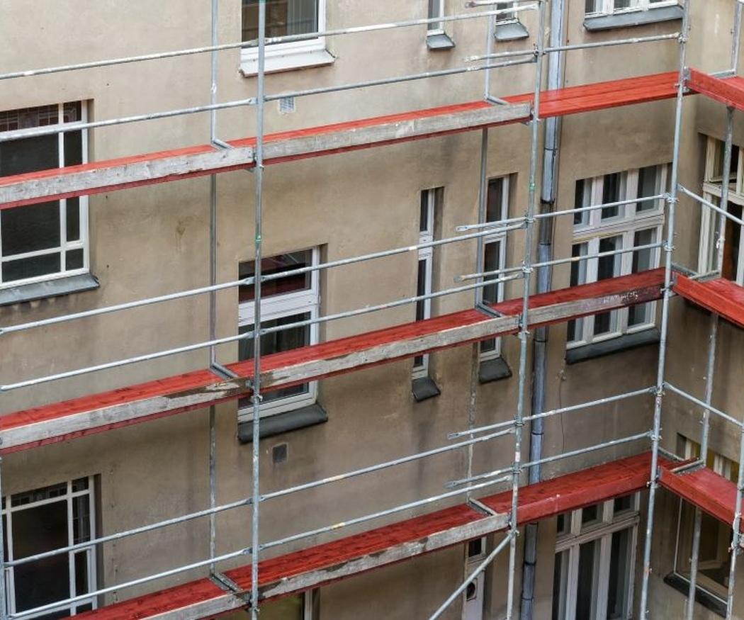 Las patologías en las fachadas de los edificios