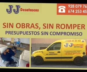 928 079 767 / 674 253 452. Desatascos en Las Palmas. Desatascos urgente 24 horas en las palmas.