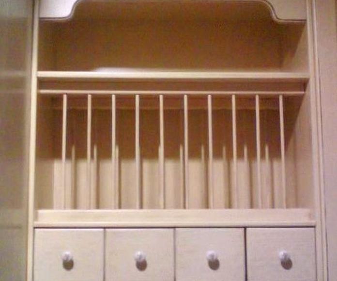 Muebles de cocina y baño: Servicios de Cocinas y Armarios Juan Mora