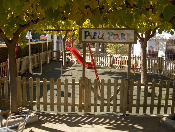 Parque infantil: Especialidades de Can Pepitu's