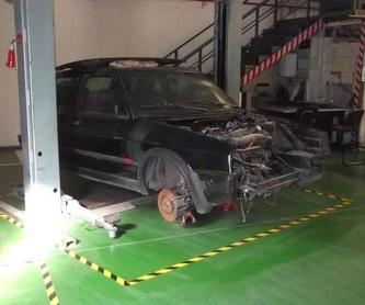 Mecánica: Servicios de KÄFER KLASSICH GARAGE