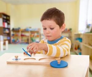 Metodología Montessori en Guardería Mikole.