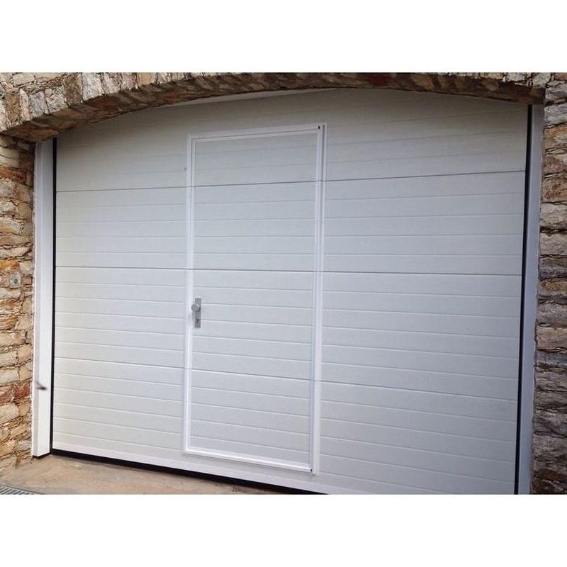 Puertas de garaje : Servicios de Aluminis i PVC Baix Ter