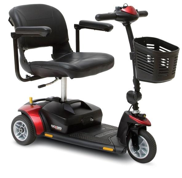 Scooter desmontable y portátil GO-GO