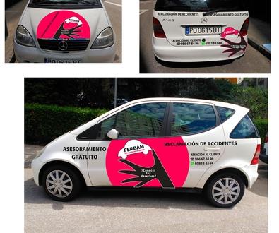 Nuevo vehículo de empresa !!