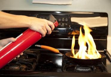Sistemas de extinción de incendios en campanas extractoras