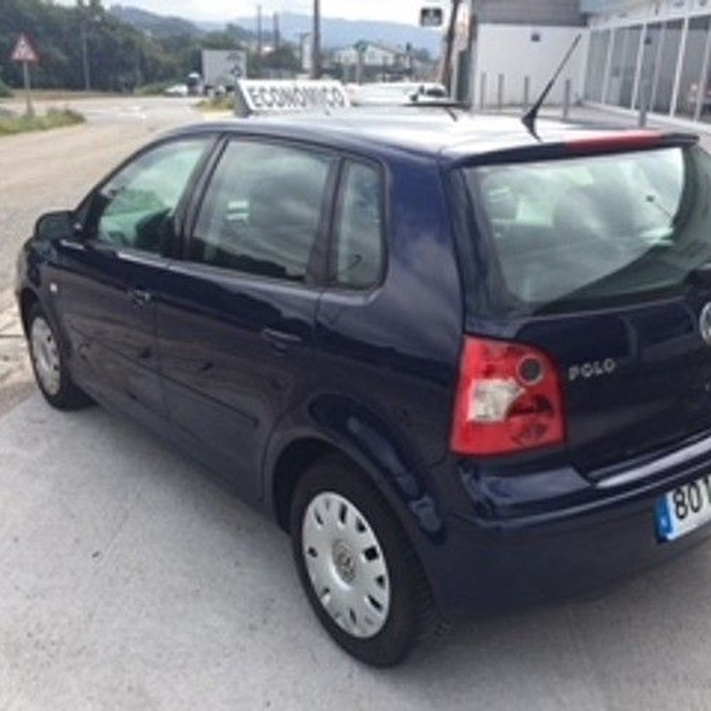 VOLKSWAGEN POLO 1.4: Coches de Evolutions Cars