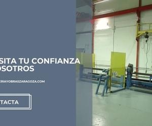 Estructura metálica Zaragoza