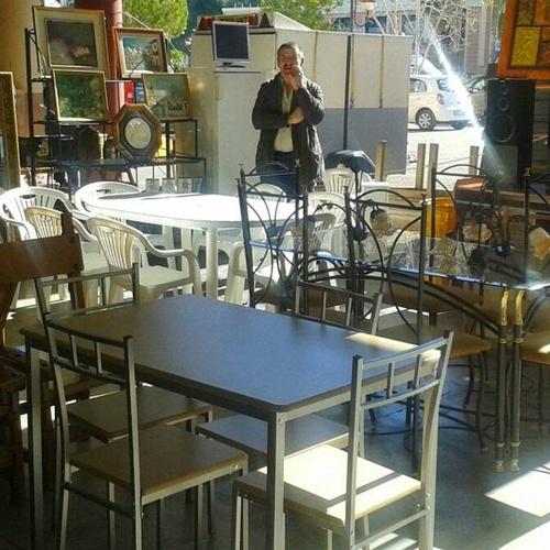 Recogida de muebles en Málaga