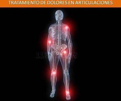 Tratamiento de fibromialgias(Dolores musculares,articulares..)