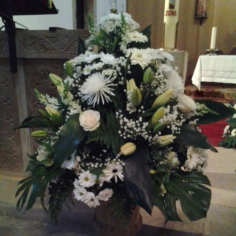 Boda Mayo 2016: Servicios de Arte Flor