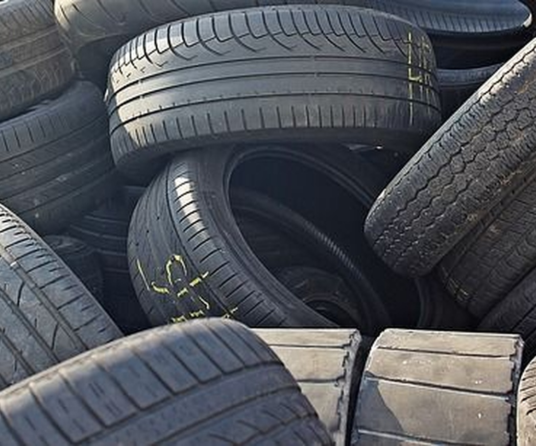 ¿Son seguros los neumáticos usados?