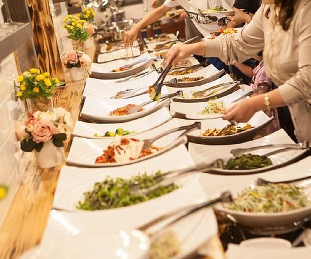 Las claves para organizar un buen catering