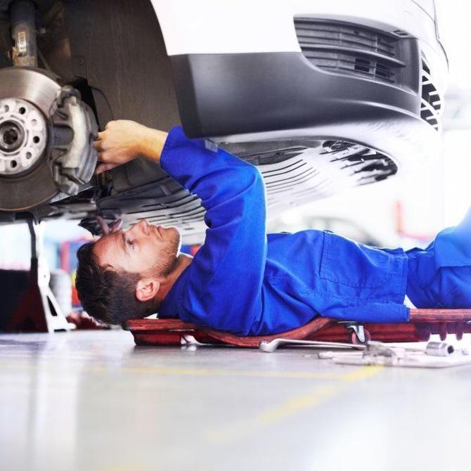 Tipos de suspensiones para coches (I)