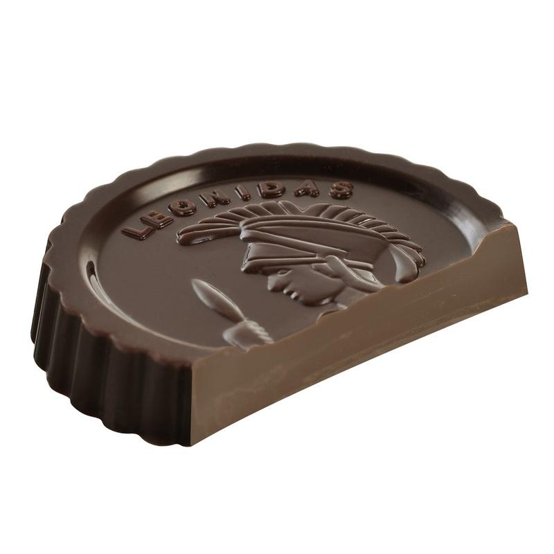 Delicadeza de chocolate oscuro
