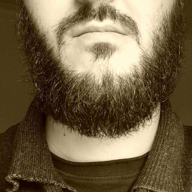 El cuidado de la barba hipster