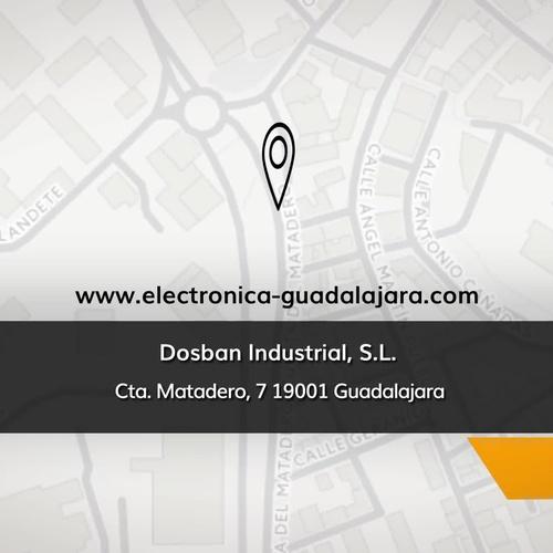 Electrónica en Guadalajara | Dosban Industrial, S.L.