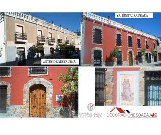 Proyectos de interiorismo: Servicios de Decoraciones Badajoz