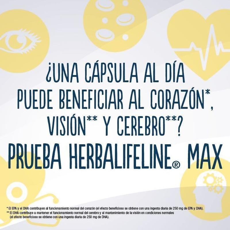 Herbalife Max: Cuidando el corazón : Productos de Centro de Bienestar y Nutrición