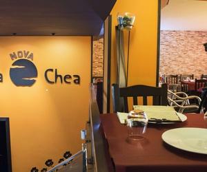 Restaurante frente a la Bahía de A Coruña