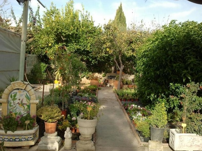 Accesorios para jardín.