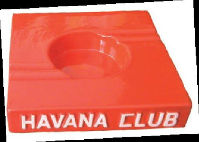 CENICERO HAVANA CLUB EL CUATRO