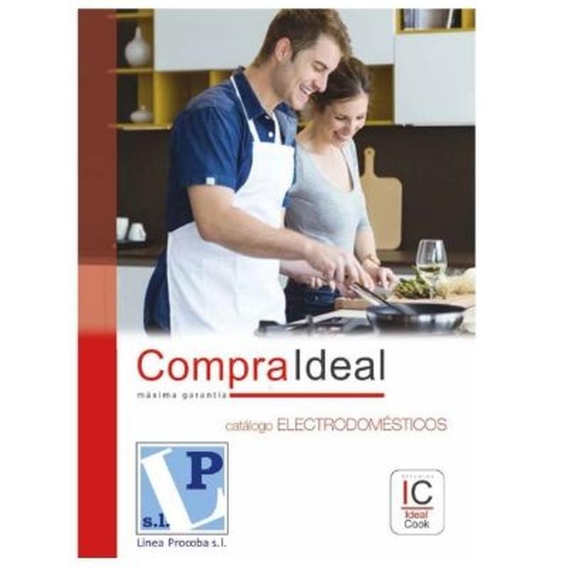 Catálogo online: Catálogo de productos de Mayorista de Electrodomésticos Línea Procoba
